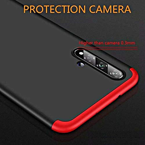 COVER per Xiaomi Mi 9T Custodia ORIGINALE Fronte Retro 360° VETRO TEMPERATO 9H