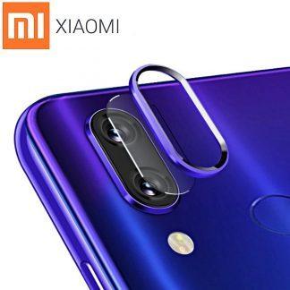 COVER per Xiaomi Redmi Note 8 7 Pro / Mi 9T/ Lite A3 Holder Ring VETRO TEMPERATO