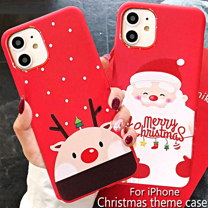cover iphone natale